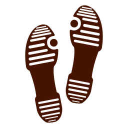 Snickers Footprints