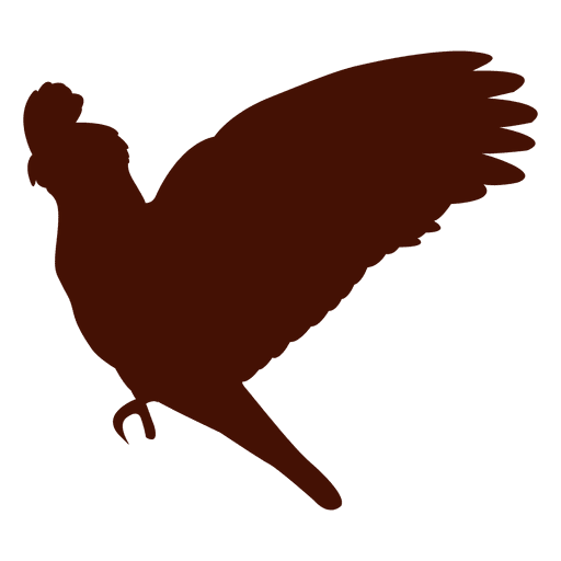 Papagei Vogel Silhouette Transparent PNG