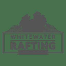 insignia de Rafting