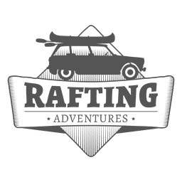 Rafting label