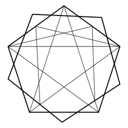 Sacred geometry polygonal