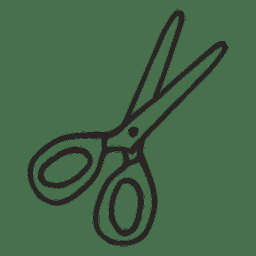 Scissors cut school