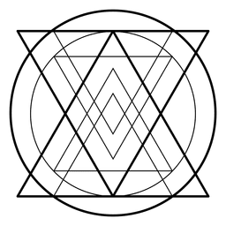 Shape sacred geometry