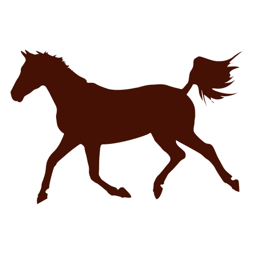 Silhouette horse famr Transparent PNG