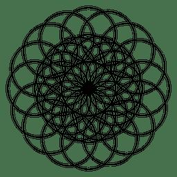 Geometría sagrada toro