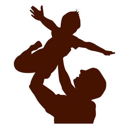 Child dad kid family Transparent PNG