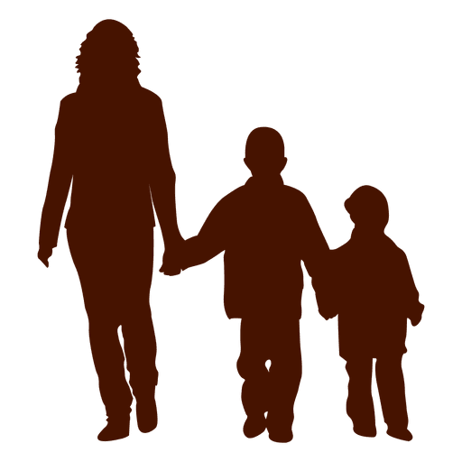 Kid child mom family Transparent PNG