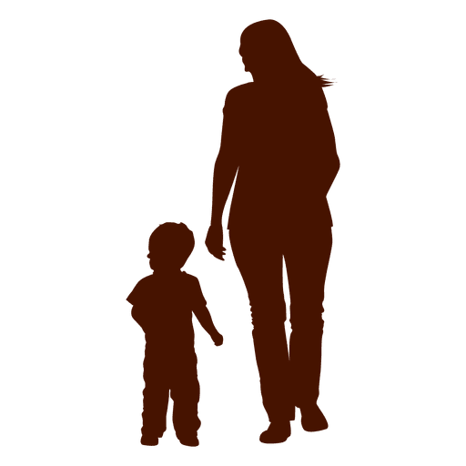 Mom child family Transparent PNG