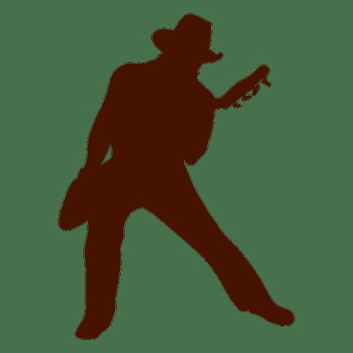 Music bass musician silhouette - Transparent PNG & SVG vector
