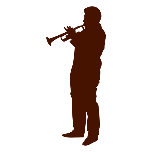 Musiker Instrument Musik Silhouette Transparent PNG