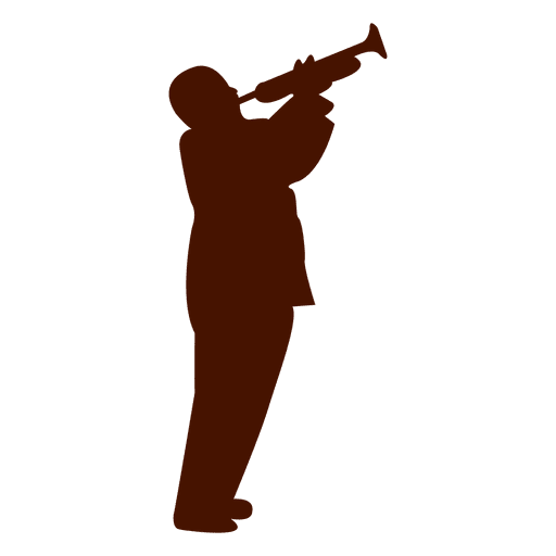 Musician music instrument silhouette - Transparent PNG ...