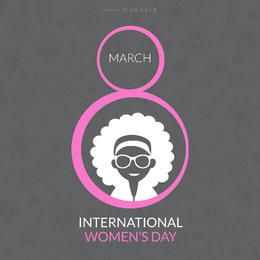 International Women's Day desgin