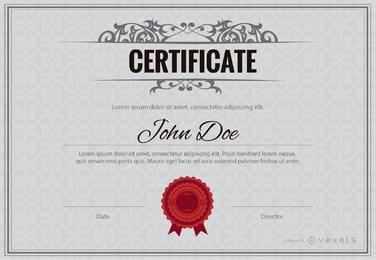 Fabricante de certificado