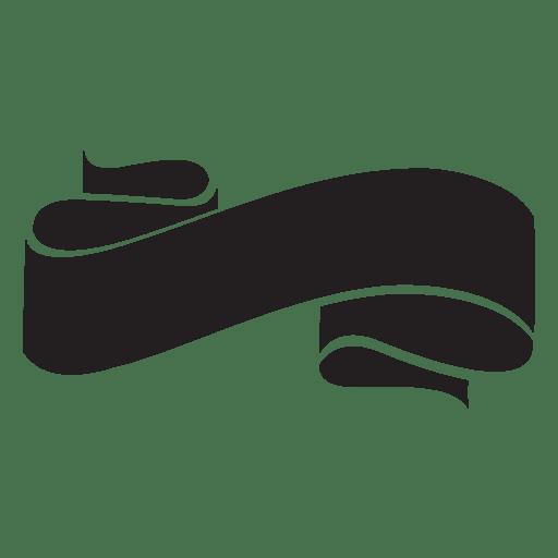 Emblem ribbon label - Transparent PNG & SVG vector