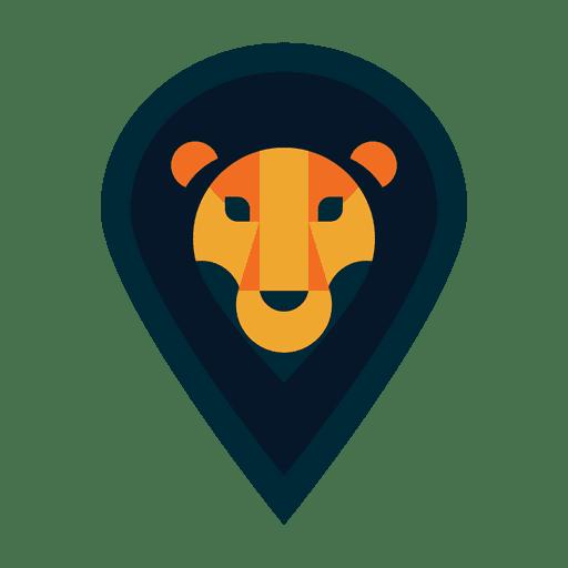 Safari lion logo Transparent PNG