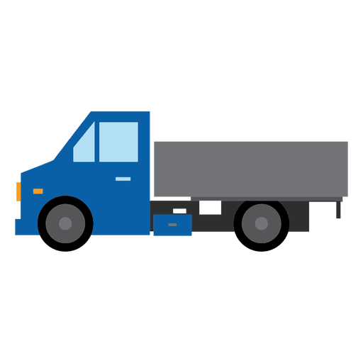 Side lorry transport Transparent PNG