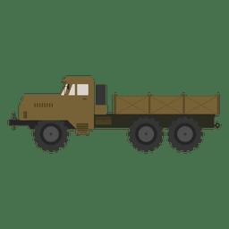 Fazenda de caminhões
