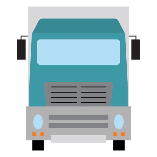Truck transport Transparent PNG