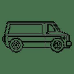 Van profile stoke