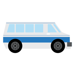 Ícone de transporte de Van