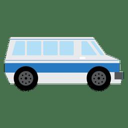 Van transport icon