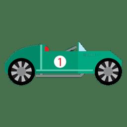 Corrida de carros de corrida
