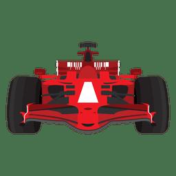 Velocidad del coche de carreras