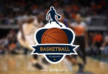 fabricante de logotipo de baloncesto