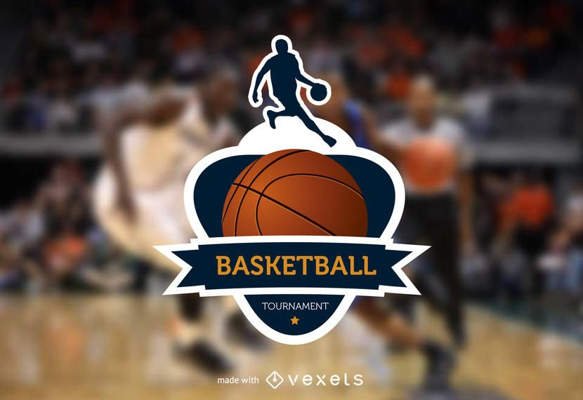 Basketball logo maker