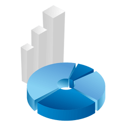 Gráfico 3d piechart