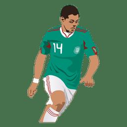 Javier herna?ndez portrait