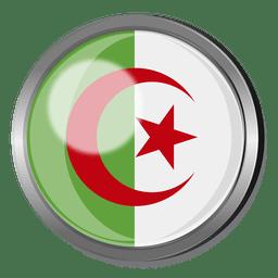 Argelia divisa de la bandera