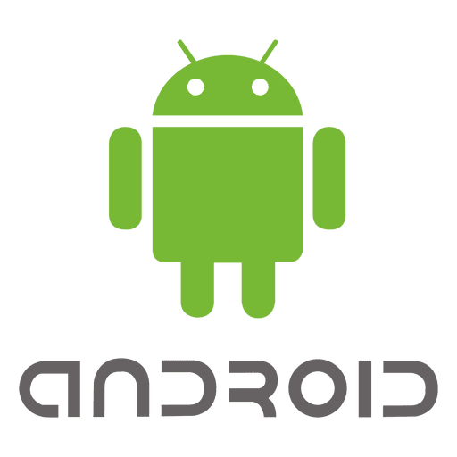 Logótipo Android Transparent PNG