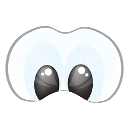 Desenho de olhos de animais