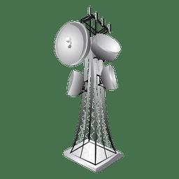 Ícone da Antena
