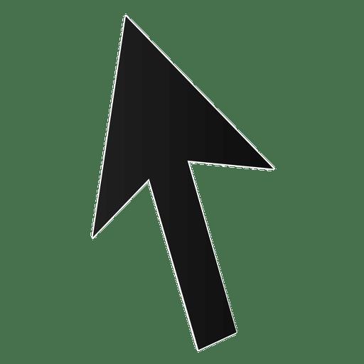 Cursor de seta Transparent PNG