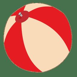 Estilo de dibujos animados de juguete avi n descargar vector for Bola juguete