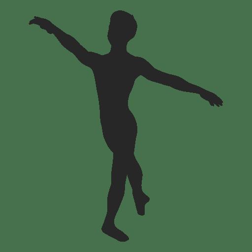 Ballet dancer Transparent PNG