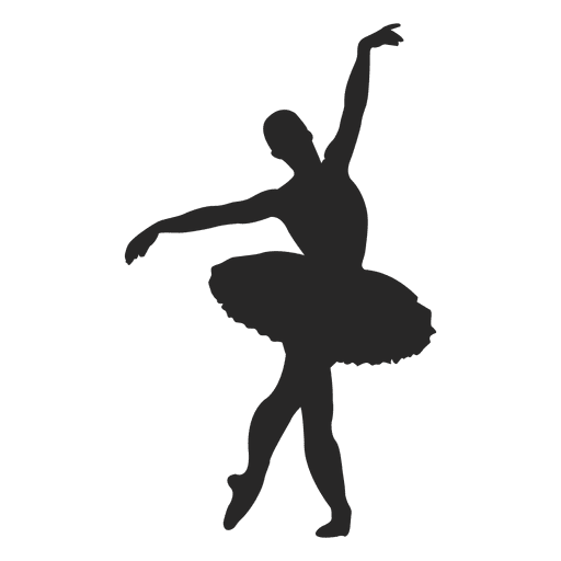 Ballet dancer epaule Transparent PNG