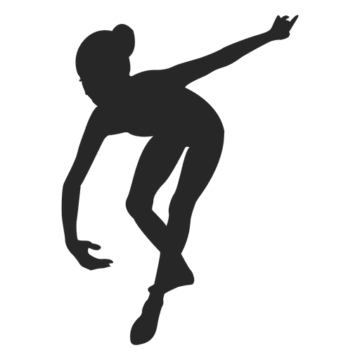 Ballet dancer third position Transparent PNG