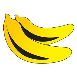 Bananas cartoon