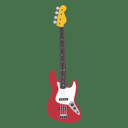 Bass Guitar Transparent PNG
