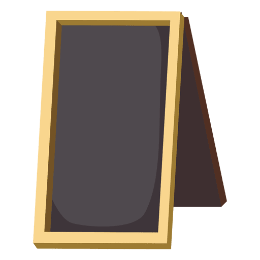 Black frame - Transparent PNG & SVG vector file