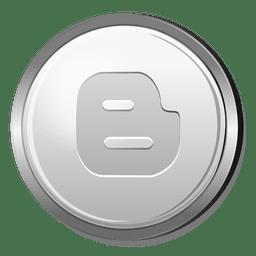 Blogger icono de plata