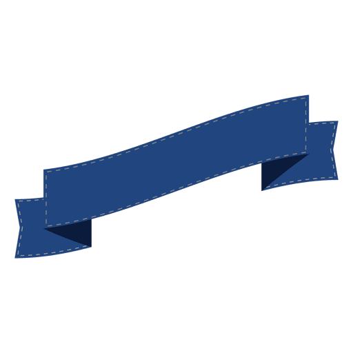 Blue ribbon 3 png