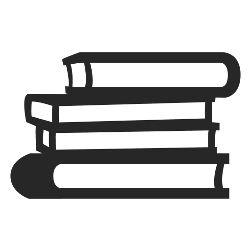 Books icon Transparent PNG