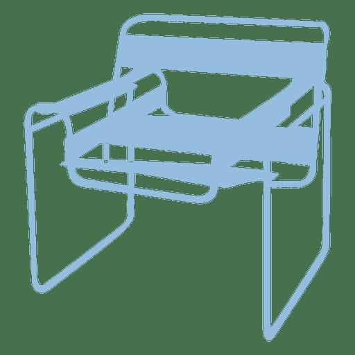 Breuer chair 1925