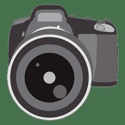 cámara de dibujos animados