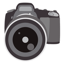 Desenho de câmera