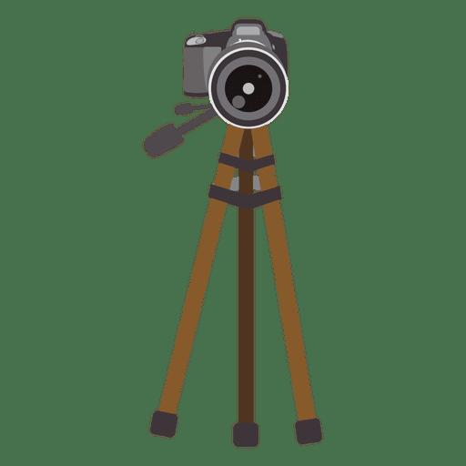 camera on tripod transparent png amp svg vector